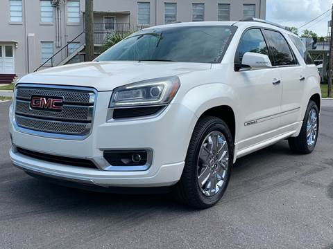 2013 GMC Acadia for sale at LUXURY AUTO MALL in Tampa FL