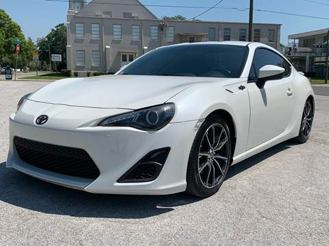 2015 Scion FR-S for sale at LUXURY AUTO MALL in Tampa FL