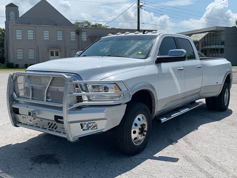 2013 RAM Ram Pickup 3500 for sale at LUXURY AUTO MALL in Tampa FL