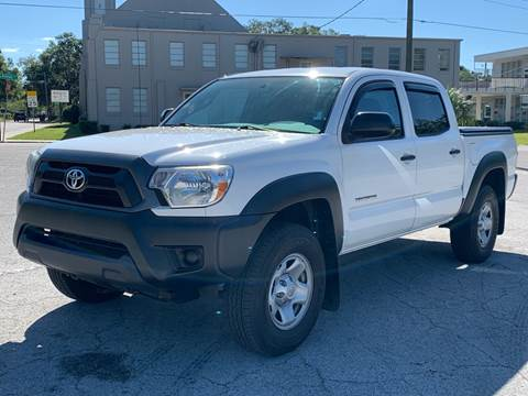2015 Toyota Tacoma for sale at LUXURY AUTO MALL in Tampa FL