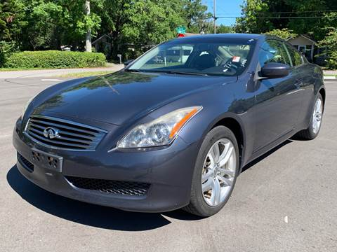 2010 Infiniti G37 Coupe for sale at LUXURY AUTO MALL in Tampa FL