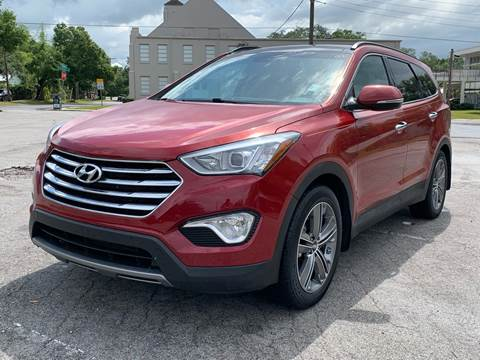 2014 Hyundai Santa Fe for sale at LUXURY AUTO MALL in Tampa FL