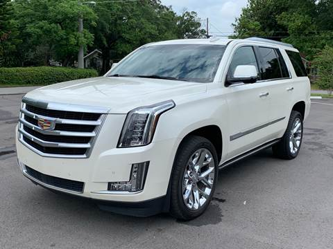 2015 Cadillac Escalade for sale at LUXURY AUTO MALL in Tampa FL