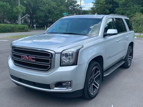 2015 GMC Yukon for sale at LUXURY AUTO MALL in Tampa FL