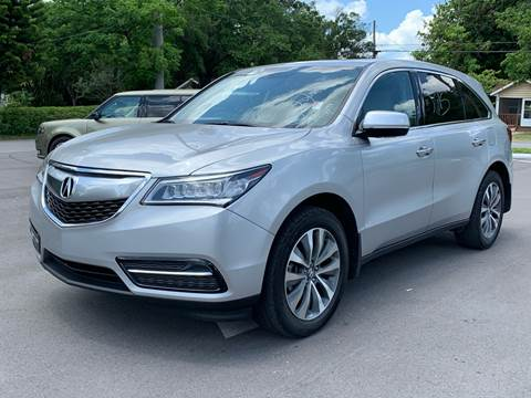 2015 Acura Mdx For Sale >> Used 2015 Acura Mdx For Sale In Florida Carsforsale Com
