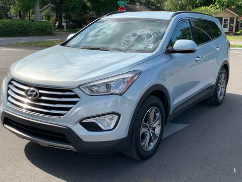 2013 Hyundai Santa Fe for sale at LUXURY AUTO MALL in Tampa FL