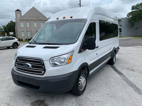 2017 Ford Transit Passenger for sale at LUXURY AUTO MALL in Tampa FL
