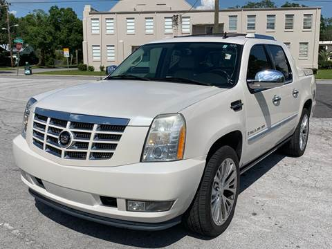 2007 Cadillac Escalade EXT for sale at LUXURY AUTO MALL in Tampa FL