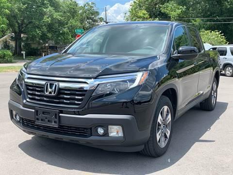 2017 Honda Ridgeline for sale in Tampa, FL