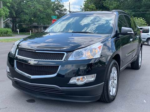 2010 Chevrolet Traverse for sale at LUXURY AUTO MALL in Tampa FL