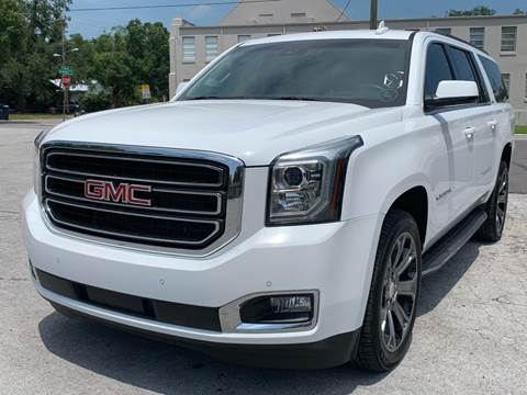 2016 GMC Yukon XL for sale at LUXURY AUTO MALL in Tampa FL