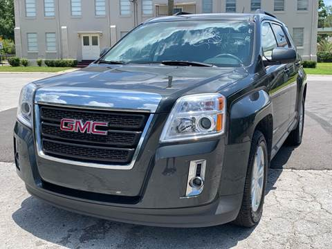 2014 GMC Terrain for sale at LUXURY AUTO MALL in Tampa FL
