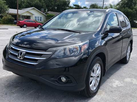 2014 Honda CR-V for sale at LUXURY AUTO MALL in Tampa FL