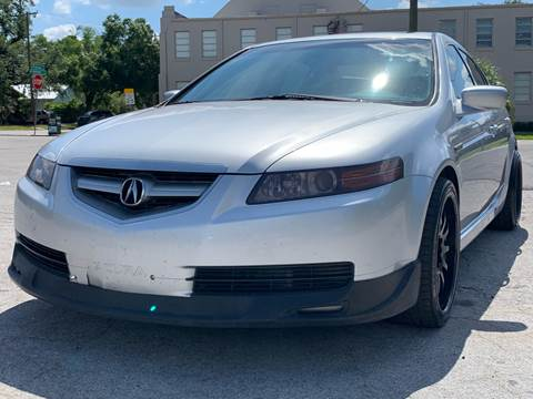 2005 Acura TL for sale at LUXURY AUTO MALL in Tampa FL