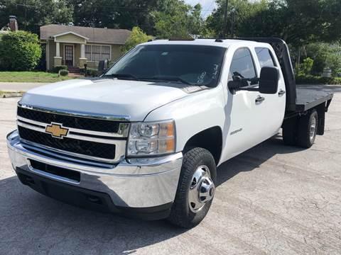 2014 Chevrolet Silverado 3500HD for sale at LUXURY AUTO MALL in Tampa FL