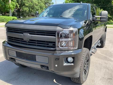 2015 Chevrolet Silverado 2500HD for sale at LUXURY AUTO MALL in Tampa FL