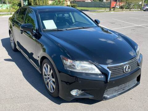 2013 Lexus GS 350 for sale at LUXURY AUTO MALL in Tampa FL