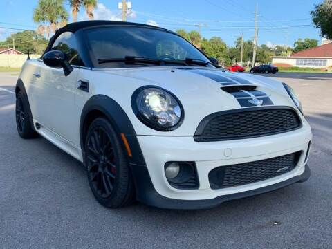 2013 MINI Roadster for sale at LUXURY AUTO MALL in Tampa FL