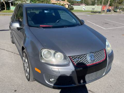 2006 Volkswagen GTI for sale at LUXURY AUTO MALL in Tampa FL