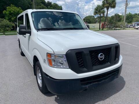 2015 Nissan NV Passenger for sale at LUXURY AUTO MALL in Tampa FL