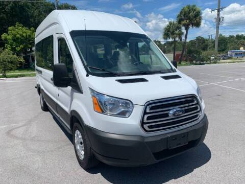 2019 Ford Transit Passenger for sale at LUXURY AUTO MALL in Tampa FL