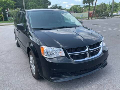 2017 Dodge Grand Caravan for sale at LUXURY AUTO MALL in Tampa FL
