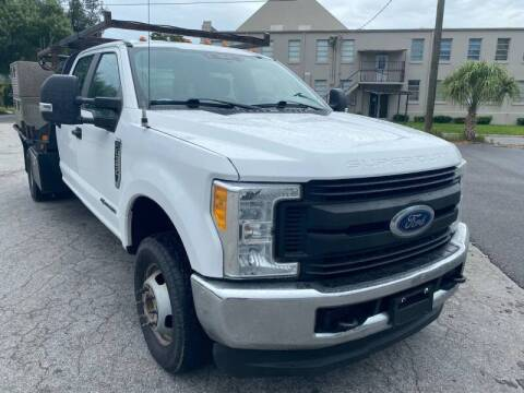 2017 Ford F-350 Super Duty for sale at LUXURY AUTO MALL in Tampa FL