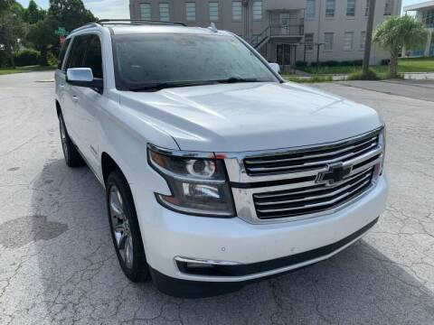 2016 Chevrolet Tahoe for sale at LUXURY AUTO MALL in Tampa FL