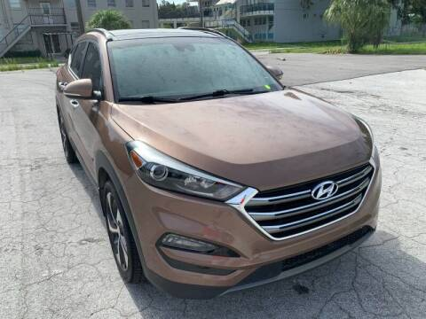 2016 Hyundai Tucson for sale at LUXURY AUTO MALL in Tampa FL