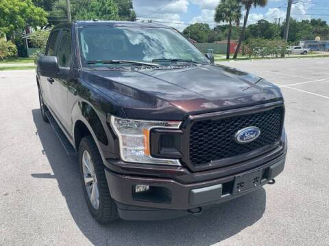 2018 Ford F-150 for sale at LUXURY AUTO MALL in Tampa FL