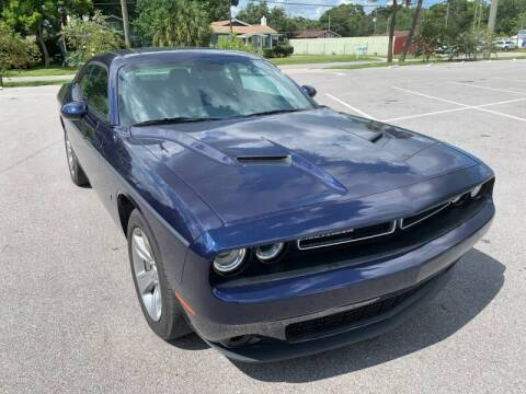 2017 Dodge Challenger for sale at LUXURY AUTO MALL in Tampa FL
