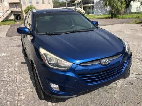 2014 Hyundai Tucson for sale at LUXURY AUTO MALL in Tampa FL