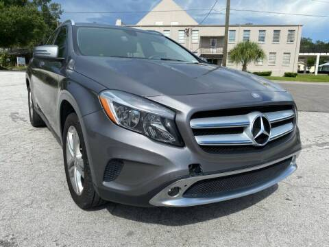 2015 Mercedes-Benz GLA for sale at LUXURY AUTO MALL in Tampa FL