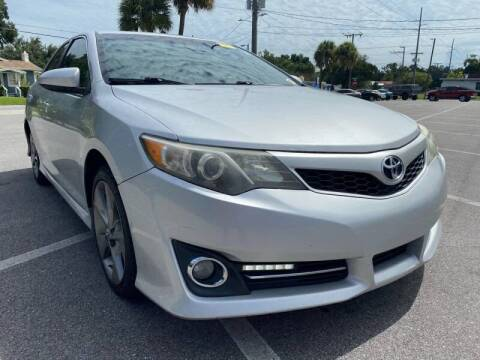 2014 Toyota Camry for sale at LUXURY AUTO MALL in Tampa FL