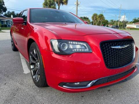2015 Chrysler 300 for sale at LUXURY AUTO MALL in Tampa FL