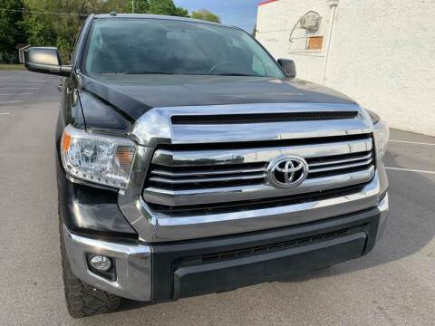 2017 Toyota Tundra for sale at LUXURY AUTO MALL in Tampa FL