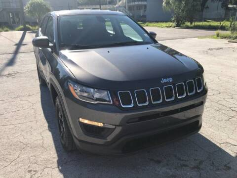 2019 Jeep Compass for sale at LUXURY AUTO MALL in Tampa FL