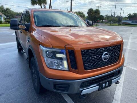 2019 Nissan Titan XD for sale at LUXURY AUTO MALL in Tampa FL