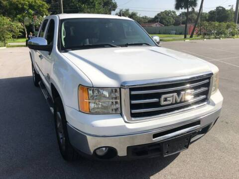 2013 GMC Sierra 1500 for sale at LUXURY AUTO MALL in Tampa FL