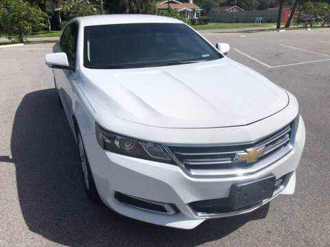 2017 Chevrolet Impala for sale at LUXURY AUTO MALL in Tampa FL