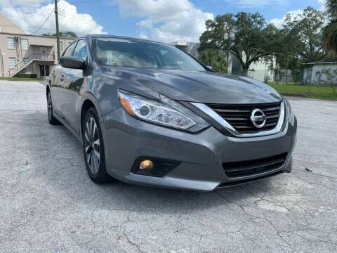 2017 Nissan Altima for sale at LUXURY AUTO MALL in Tampa FL