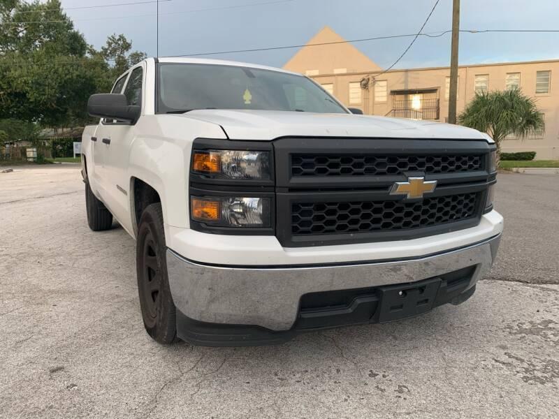 2014 Chevrolet Silverado 1500 for sale at LUXURY AUTO MALL in Tampa FL