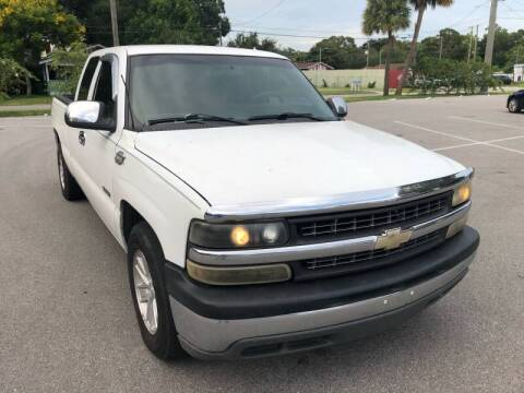 2000 Chevrolet Silverado 1500 for sale at LUXURY AUTO MALL in Tampa FL