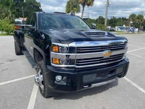 2017 Chevrolet Silverado 3500HD for sale at LUXURY AUTO MALL in Tampa FL