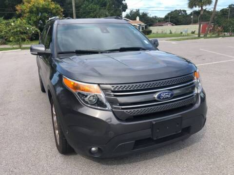 2015 Ford Explorer for sale at LUXURY AUTO MALL in Tampa FL