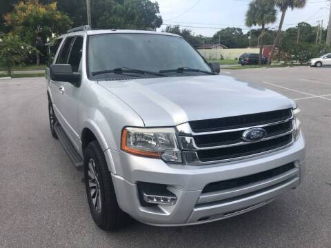 2015 Ford Expedition for sale at LUXURY AUTO MALL in Tampa FL