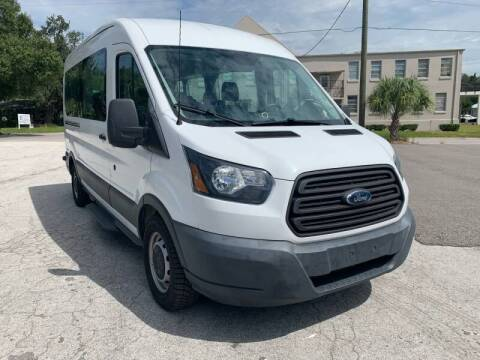2015 Ford Transit Passenger for sale at LUXURY AUTO MALL in Tampa FL