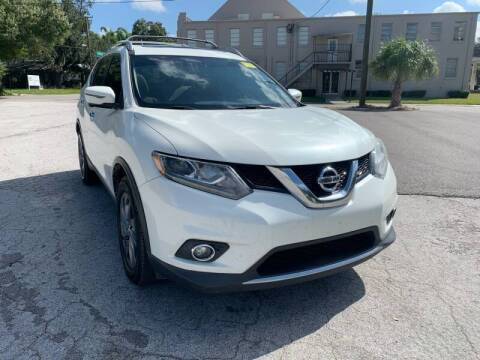 2016 Nissan Rogue for sale at LUXURY AUTO MALL in Tampa FL