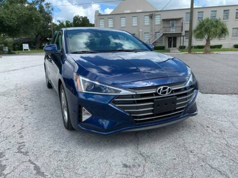 2019 Hyundai Elantra for sale at LUXURY AUTO MALL in Tampa FL