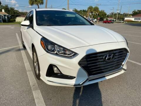 2018 Hyundai Sonata for sale at LUXURY AUTO MALL in Tampa FL